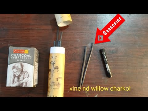 Unboxing Nd Review Of Vine Charkol😄