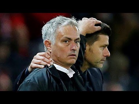 Mourinho é o novo treinador do Tottenham