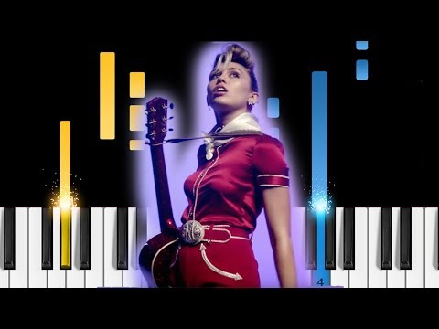 Miley Cyrus - Younger Now - Piano Tutorial...