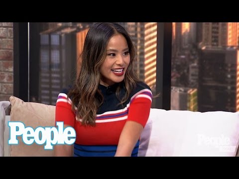 Office Christmas Party Jamie Chung.Jamie Chung Dishes On Joining The Cast Of Gotham For