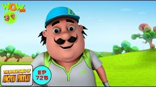 Golf Course - Motu Patlu in Hindi WITH ENGLISH, SPANISH & FRENCH SUBTITLES