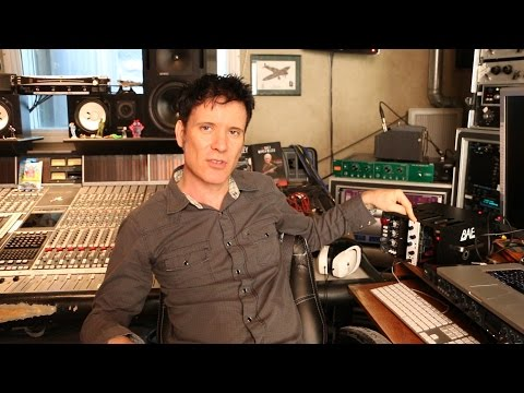 Using Hardware Inserts: WesAudio Mimas Compressor & BAE B15 EQ - Warren Huart: Produce Like A Pro