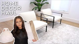 Home Decor Haul For My New House!