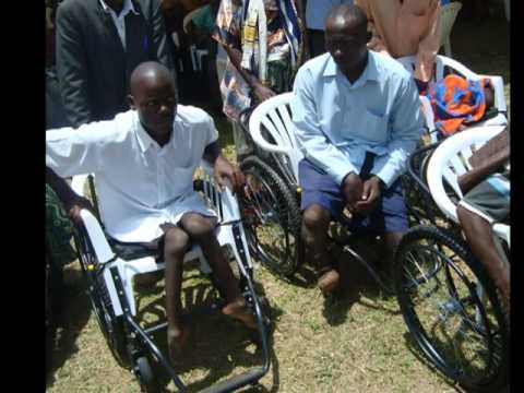 Uganda Kagadi Wheelchair Distribution - A Mobility Dream for Africa!!!