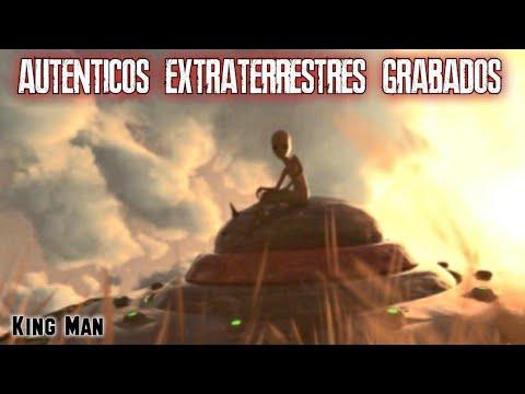 Extraterrestres reales filmados en camara ( alienigenas de varias razas )