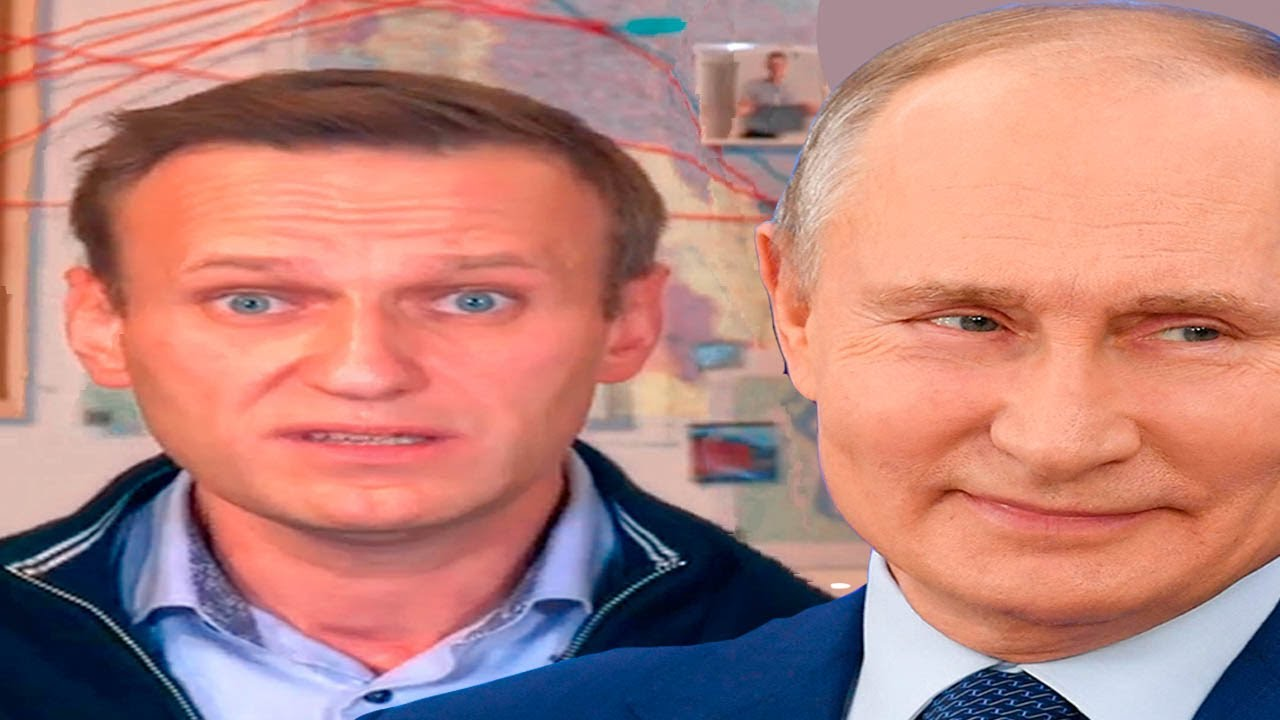 навальный и путин 2 минуты любят друг друга