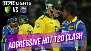 Ajantha Mendis Spins | Australia vs Sri Lanka 2nd T20 2011 Highlights