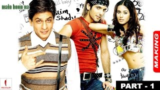 Main Hoon Na | Making | Title Song & Chale Jaise Hawayein |Shah Rukh Khan, Amrita Rao, Zayed Khan