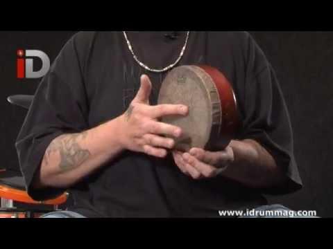 Pete Lockett - Introduction to Kanjira