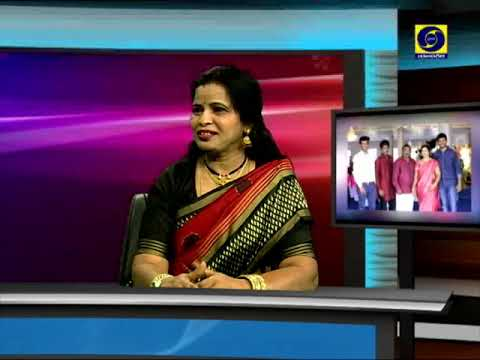 Breakfast Show Interview with Shrimati B.Padama,Food Expert  Dt : 23/10/2018