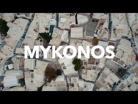 Mykonos 4K