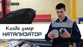 Удаление катализатора | Установка пламегасителя | Установка обманки