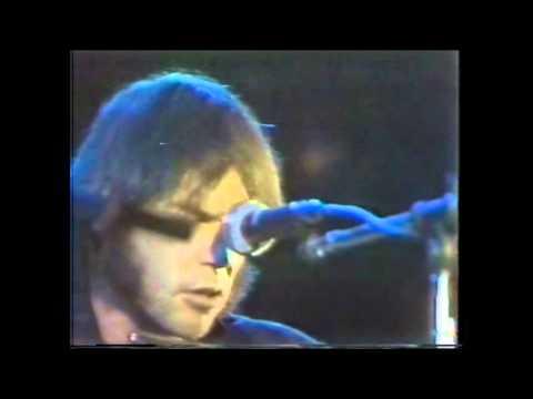 Crosby Stills Nash and Young - Old Man Live at Wembley Stadium 1974