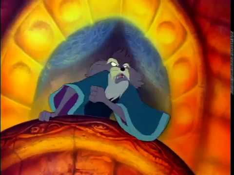 The Secret Of NIMH: Jenner Before The Council