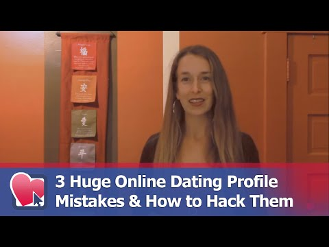 The 4 Biggest Online Dating Profile Mistakes Women Make from YouTube · Duration:  2 minutes 55 seconds