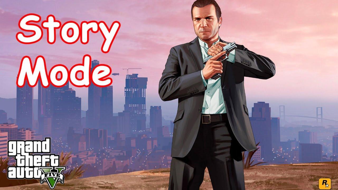 GTA V Story Mode Hindi Gameplay in 60FPS