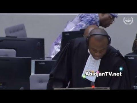 Coulisses de la CPI-du 5 Oct. 2017: Blé Goudé en pleures quitte la salle d'audience