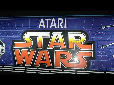 SosaFamBamBam Arcade1Up Star Wars with Bench Review/Gameplay from SosaFamBamBam Family