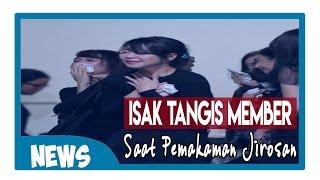 Video Isak Tangis Member JKT48 Di Makam Jiro-san download MP3, 3GP, MP4, WEBM, AVI, FLV Agustus 2017