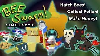 🔴 DAS NEUE UPDATE! Roblox Bee Schwarm Simulator LIVE!