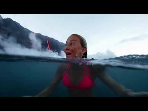 Lava Surfing in Hawaii: Daily Planet