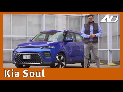Kia Soul - Las apariencias engañan y este auto es mejor de lo que crees