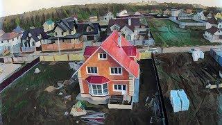 видео Как построить дом из красного кирпича?