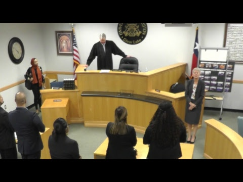 UHCL 24th Annual Student Conference  for Research & Creative Arts Mock Trial
