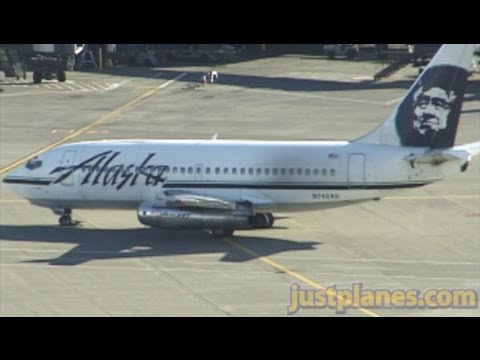 Alaska Airlines at Seattle (1997)