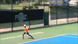 [4.61 MB] Jedi Tennis: Full Western Forehand