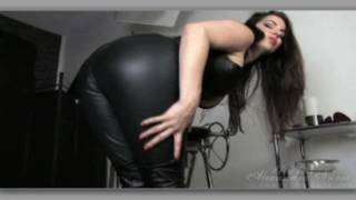 Femdom (Leather Pants Worship)
