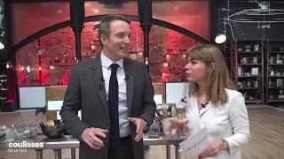 Les coulisses de la télé : dans les studios de Top Chef avec Stéphane Rotenberg