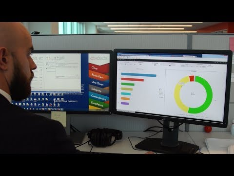 Building the Backbone for Analytics: Business Intelligence at Laser Spine Institute