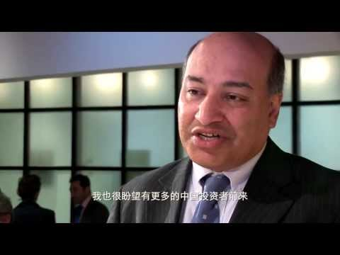 Interview with The president of EBRD Sir Suma Chakrabarti