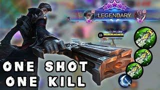 Granger Max Damage Build | Mobile Legends Bang Bang
