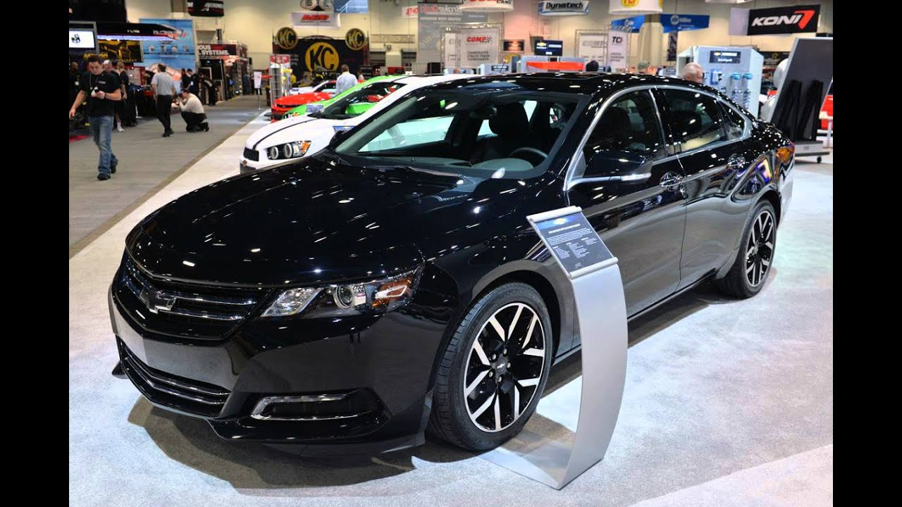 Chevrolet Impala Midnight Edition Headed For Production