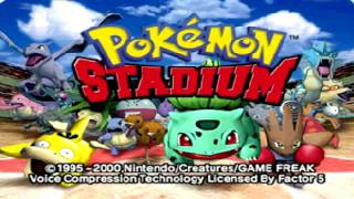 Pokemon Stadium | Nintendo 64 | Let's Battle !