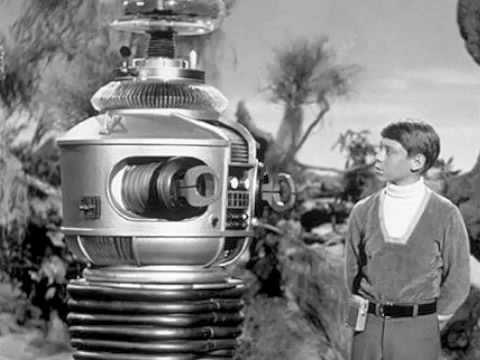Image result for lost in space robot