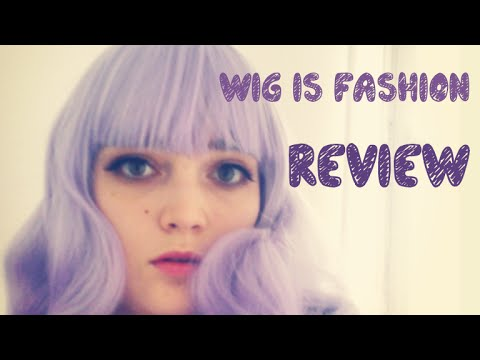 【Review】Wig Is Fashion - Online wig shop + unboxing