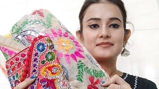 Huge Shopping Amritsar Haul | Phulkari Chunni, Suit | SWATI BHAMRA