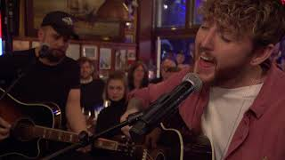 "James Arthur - Empty Space - live, ""Inas Nacht""/Hamburg, 10.11. 2018"