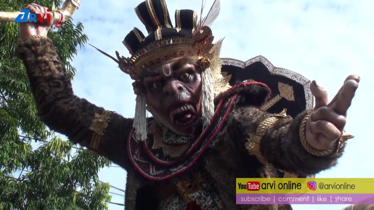 FINISH SANGHYANG AJI RATU SUMEDANG OGOH OGOH BR TAINSIAT 2018
