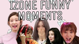 [ENG] IZONE ON CRACK #2