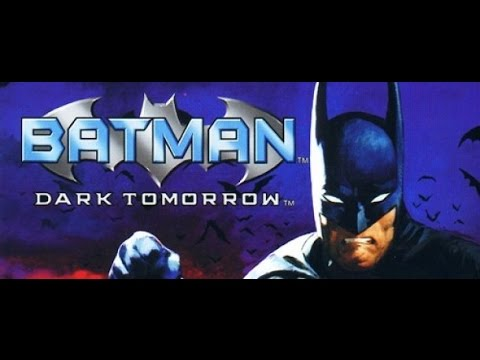 Batman Dark Tomorrow (GameCube) Review