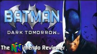 Batman Dark Tomorrow (GameCube) Review