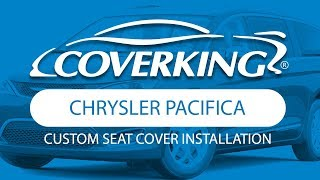 How to Install 2016-2018 Chrysler Pacifica Custom Seat Covers