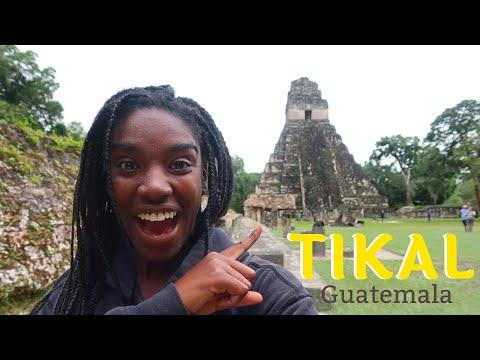 Temple Touring | Tikal, Petén, Guatemala