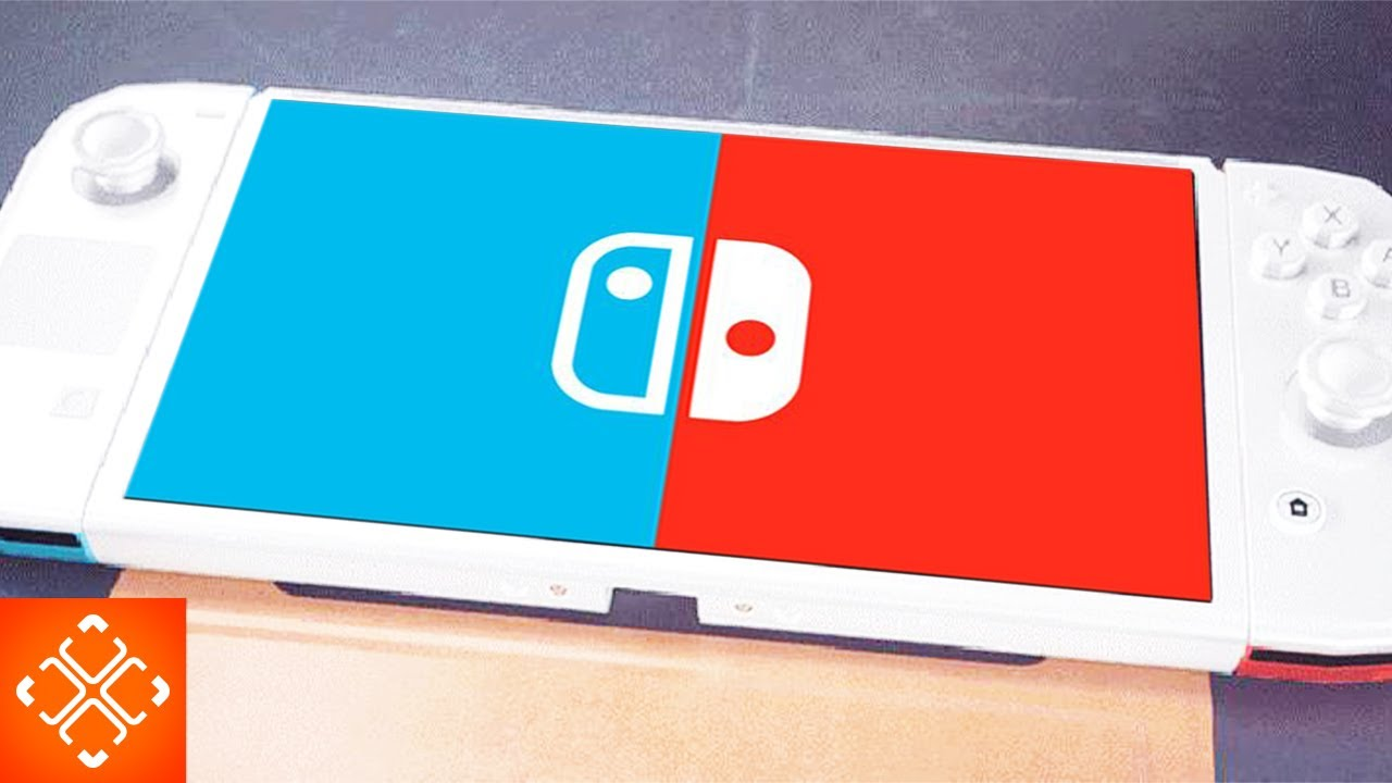 Nintendo Switch Pro What Everyone Wants Youtube