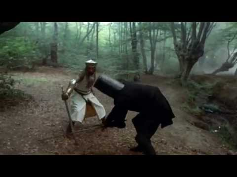 Black Knight Scene - Monty Python and the Holy Grail
