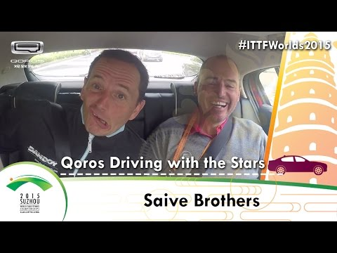 Qoros Driving with the Stars - Saive Brothers